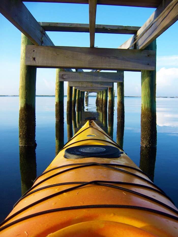 Submission_Visual Art_Kayak_Under_Pier