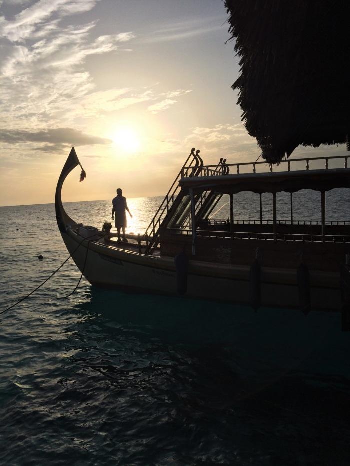 Maldivian Fisherman
